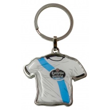 Llavero deportivo camiseta frontal