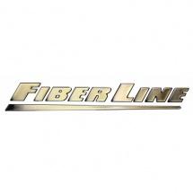 Etiqueta corpórea Fiber Line