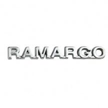 Placa metálica Ramargo