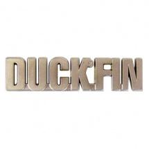 Placa de metal Duckan