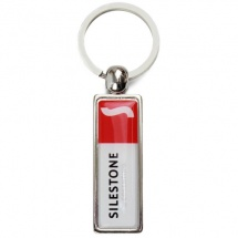 Llavero promocional Silestone
