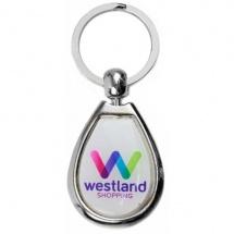 Llavero promocional Westland