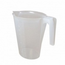 Jarra de plástico menaje para el hogar