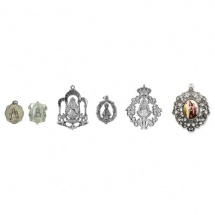 Medallas religiosas AR002