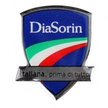 Etiqueta resina corporativa DiaSorin