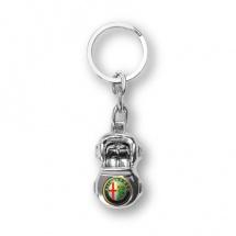 Llavero souvenir coche Buggy Alfa Romeo