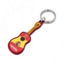 Llavero souvenir guitarra clásica FSLLGE-4