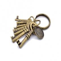 Llavero souvenir amuleto 3d FSLLAM-4