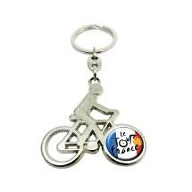 Llavero cajera bicicleta