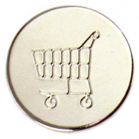 Llaveros para carritos de supermercado