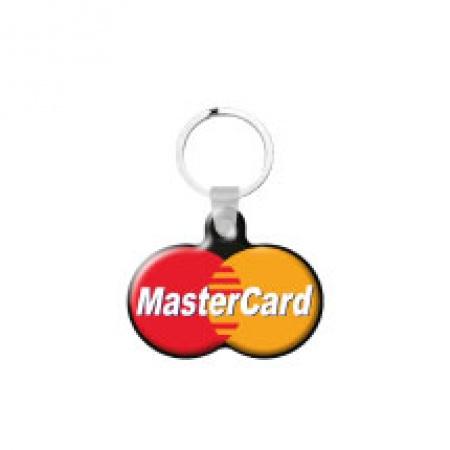 Llavero resina MasterCard